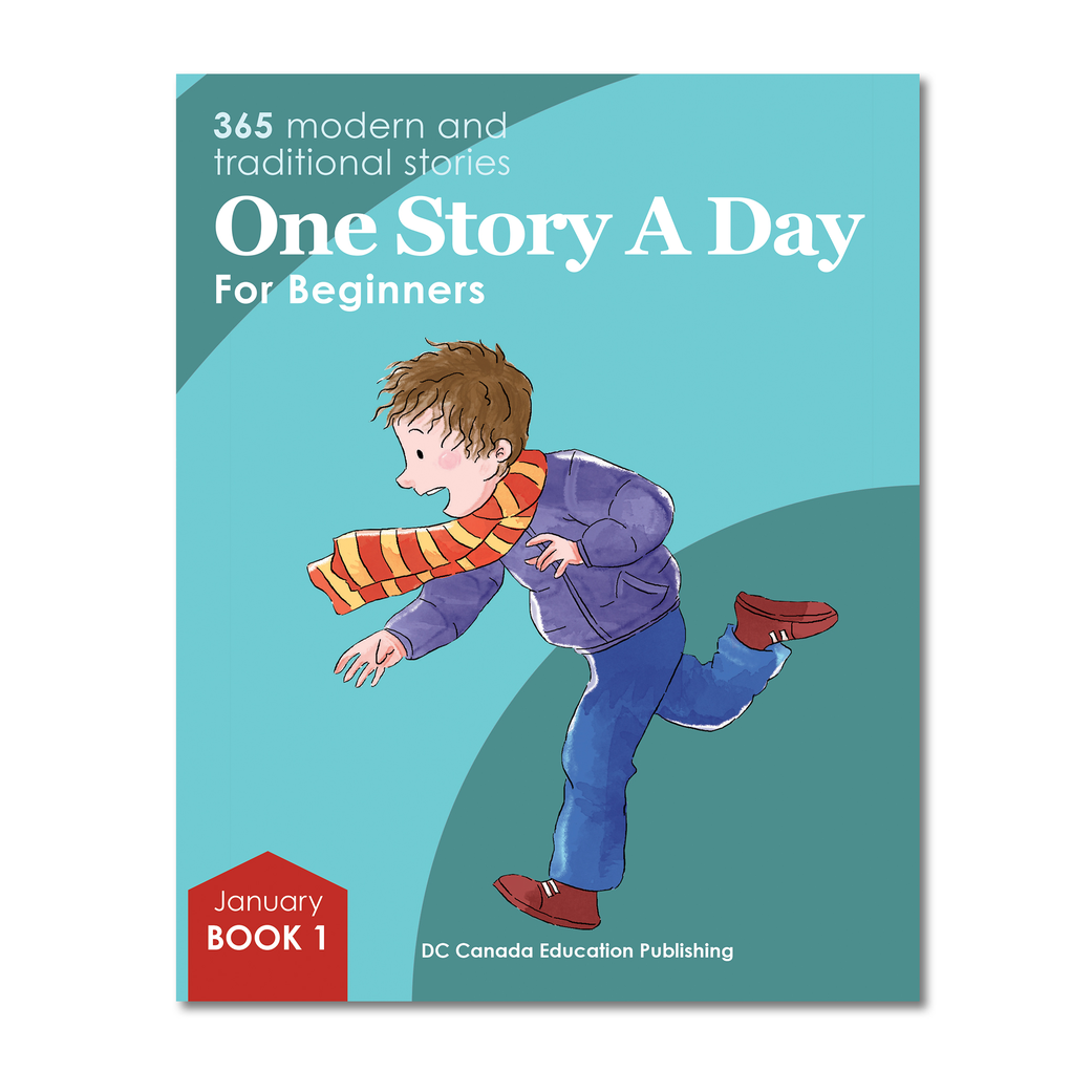 One Story a Day For Beginners Book 1