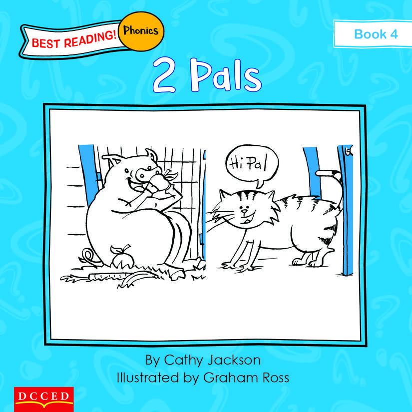 Best Reading Phonics! Book 4